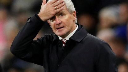 FT buitenland: Beschamende bekerexit kost Hughes de kop bij Stoke City - Liverpool geeft geld terug aan fans Coutinho