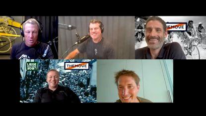 """Andy Schleck pessimistisch in podcast Lance Armstrong: """"Ik denk niet dat we in 2020 nog koersen gaan zien, daarna zullen er slachtoffers vallen"""""""