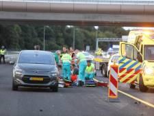 Verdachte van doden 22-jarige vrouw springt voor auto