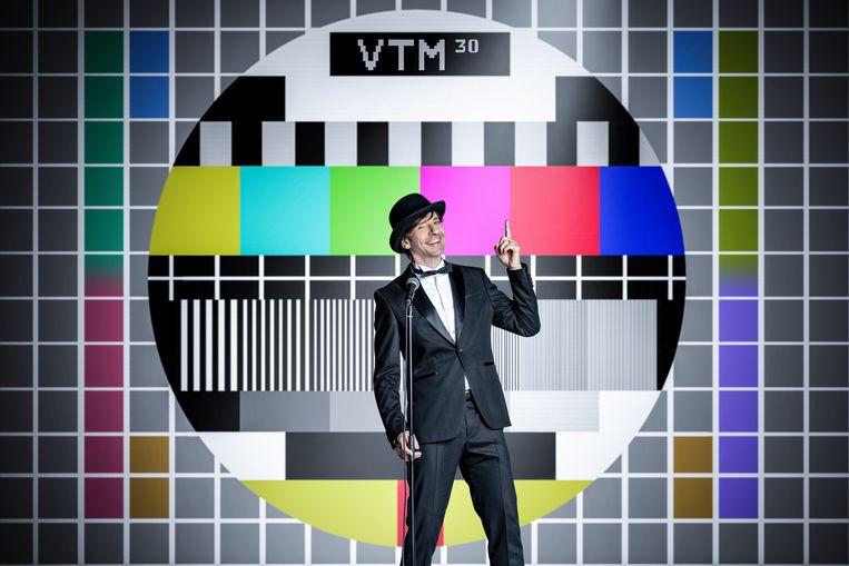 '30 Jaar VTM', met Koen Wauters.