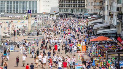 Kust klaar voor 200.000 dagjestoeristen, hotels voor 85 procent bezet