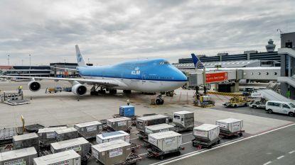KLM annuleert tientallen vluchten door stormweer