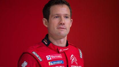 Sébastien Ogier zet eind 2020 punt achter WRC-carrière