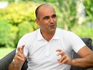 Son avenir et celui des Diables: les confidences de Roberto Martinez
