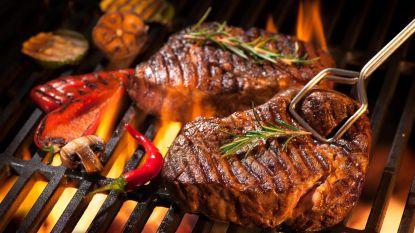 Magische avondwandeling mondt uit in winterbarbecue
