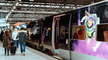 Wij reden mee met de eerste rechtstreekse Thalys-trein naar Disneyland Paris