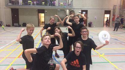 Jongeren Freezzzbeezzz zijn Belgisch kampioen indoor