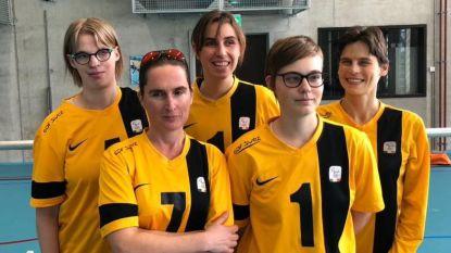 Topsportcommissie geeft nationaal damesteam goalbal de doodssteek, verbouwereerde getroffen speelsters schrijven open brief