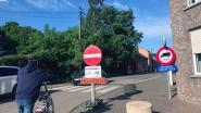 N-VA Holsbeek kaart eenrichtingsverkeer op Nobelberg aan