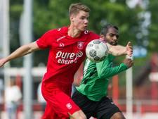 Jong FC Twente ruim langs Jong Volendam