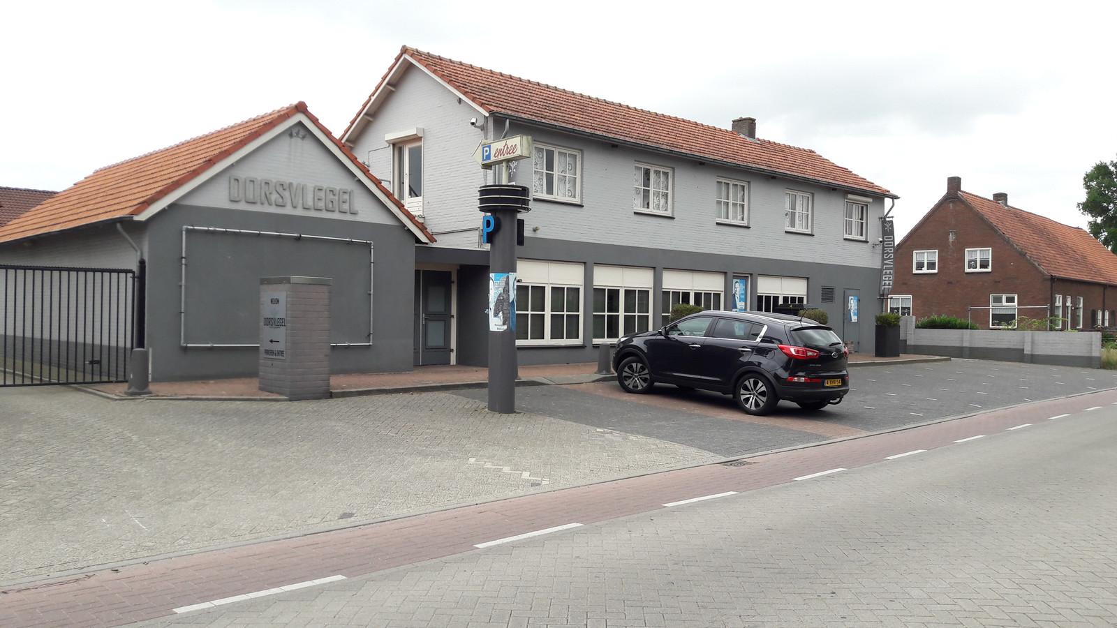 De Dorsvlegel in Vinkel.