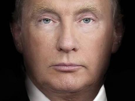 Trump en Poetin lijken zo wel heel erg op elkaar