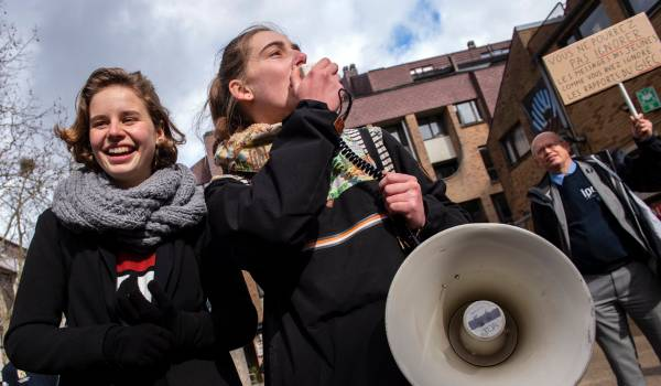 Filosoof Maarten Boudry: klimaatspijbelaars, met jullie paniek schieten we niks op