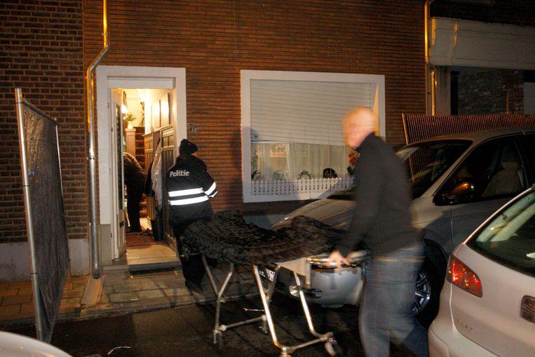 François Waeterinckx (75) en zijn echtgenote Marie-Claire Chapelle (64) werden op 9 januari 2014 dood aangetroffen in hun woning in de Moespikstraat