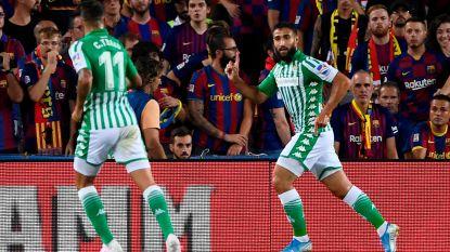 LIVE. Griezmann verzilvert prima voorzet, alles te herdoen in Barça-Betis!