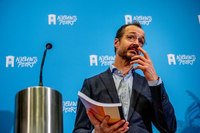 Minister Eric Wiebes (VVD) van Klimaat zal vrijdag aankondigen dat het kabinet niet genoeg extra maatregelen neemt om te voldoen aan de Urgenda-uitspraak