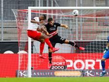 FC Köln pakt door twee late goals nog een punt tegen Fortuna Düsseldorf