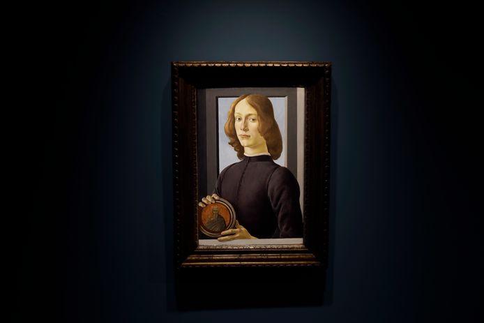 Het schilderij van Sandro Botticelli weerspiegelt volgens kenners de Renaissance in Firenze.