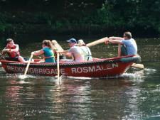 Boten van Reddingsbrigade Rosmalen teruggevonden na diefstal, aanhoudingen in Uden