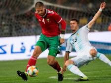 Marokko zonder Ziyech buigt in slotfase voor Argentinië