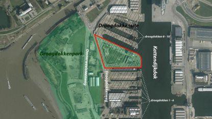 Havenbelevingscentrum op Droogdokkeneiland verwacht tegen 2022