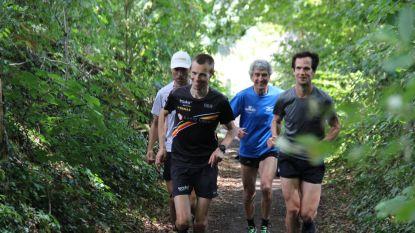 'Steilste helling van Vlaanderen' is geen probleem voor David Liviau: ultraloper beklimt Fiertelmeers 103 keer