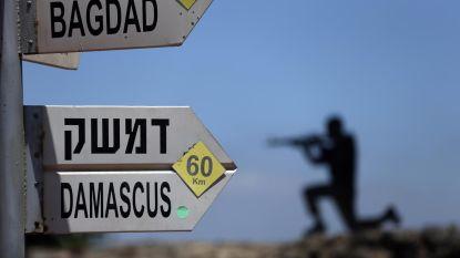 Israël valt Gazastrook weer aan, Syrië vraagt spoedzitting Veiligheidsraad over Golanhoogte