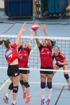 Leegloop dreigt bij volleybalsters VCV