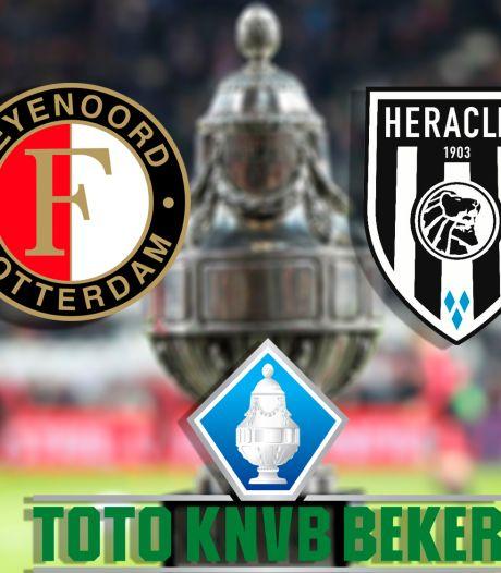 Feyenoord-Heracles