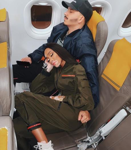 Vitiligomodel Winnie Harlow onder vuur na klaagzang over vliegreis tussen gewone passagiers