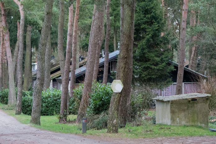 Op recreatiepark De Dennenhoek wonen al arbeidsmigranten. Ook elders in Harderwijk kunnen zij straks terecht.