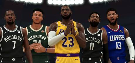 Ook basketbalcompetitie NBA wordt tijdelijk vervangen door game