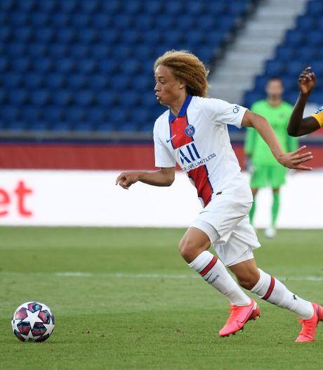 Xavi Simons (17) maakt debuut bij PSG: 'Dromen komen uit'