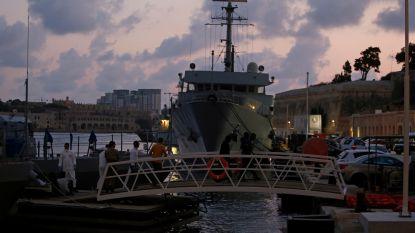 Malta redt meer dan 260 migranten op zee