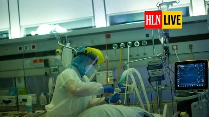Vijf patiënten uit Luik verhuisd naar Vlaams-Brabant en Limburg - Spanje overschrijdt drempel van miljoen besmettingen