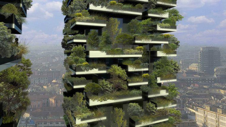 © Architectenbureau Stefano Boeri Beeld