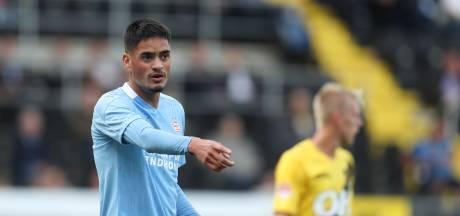 Jong PSV geeft voorsprong tegen NAC snel uit handen en gaat onderuit in Breda