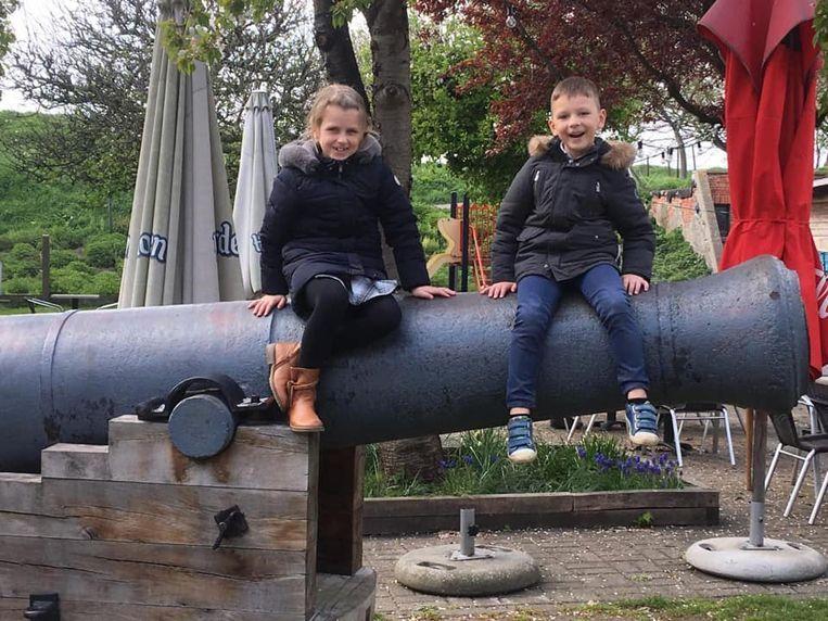 Lore (8) en Lucas (6) werden zondag dood teruggevonden.