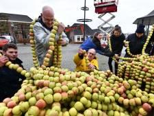 O, appelboom, o appelboom...