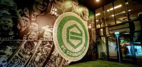 FC Groningen neemt afscheid van directeur Klaver
