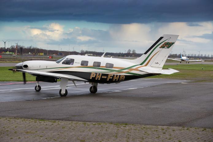 Luchtverkeersleiders Starten Op Lelystad Airport Maar