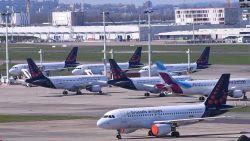 Piloten Brussels Airlines willen 45 procent van hun loon inleveren om ontslagen te vermijden