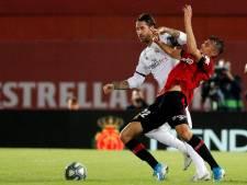 Real Madrid is koppositie kwijt na zeperd op Mallorca