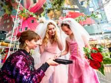 Gratis trouwen voor één dag in de Rotterdamse Markthal
