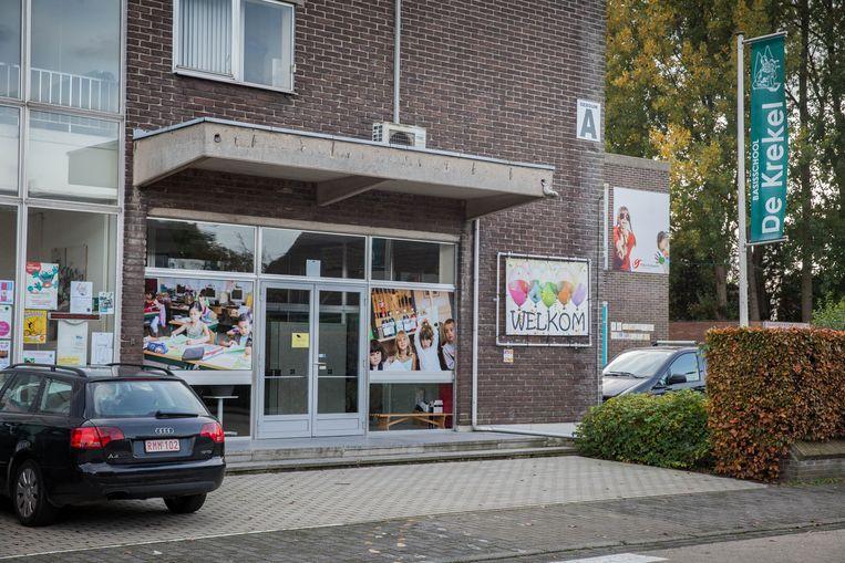 Basisschool 'De Krekel' wordt uitgerust met veiligheidscamera's en paniekknoppen.