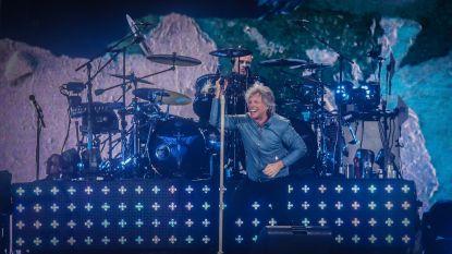 Bon Jovi op TW Classic: blonde womanizer is het nog niet verleerd