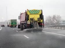 Wegen kunnen ook dinsdagavond spekglad zijn: 'Steeds meer meldingen van ongelukken'