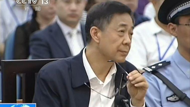 Bo Xilai. Beeld AFP