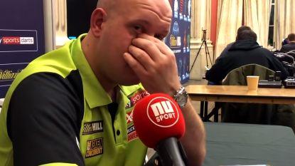 Topdarter stuurde naaktfoto naar schoonzusje Van Gerwen, nu pakt wereldkampioen revanche