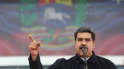 """Venezolaanse president: """"VS hebben Colombia bevolen om mij te vermoorden"""""""